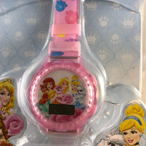 Vintage Disney Palace Pets LCD Watch